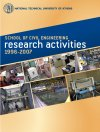 Research activities cover